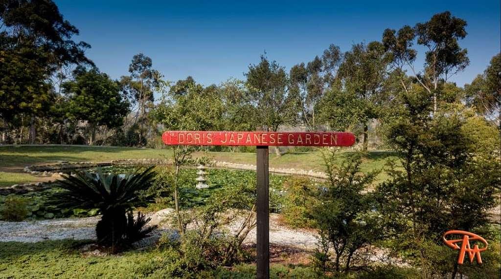 Doris Japanese Garden - park  | Photo 8 of 10 | Address: 5029017926, Los Angeles, CA 90008, USA