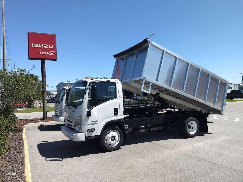 Stingray Isuzu Trucks - store  | Photo 3 of 4 | Address: 260 Co Rd 555, Bartow, FL 33830, USA | Phone: (863) 800-9999