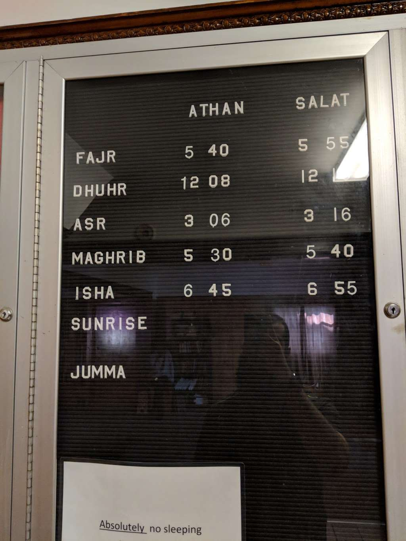 Masjid Al-Mumin - mosque  | Photo 8 of 9 | Address: 1635 S St Andrews Pl, Los Angeles, CA 90019, USA | Phone: (213) 925-1578