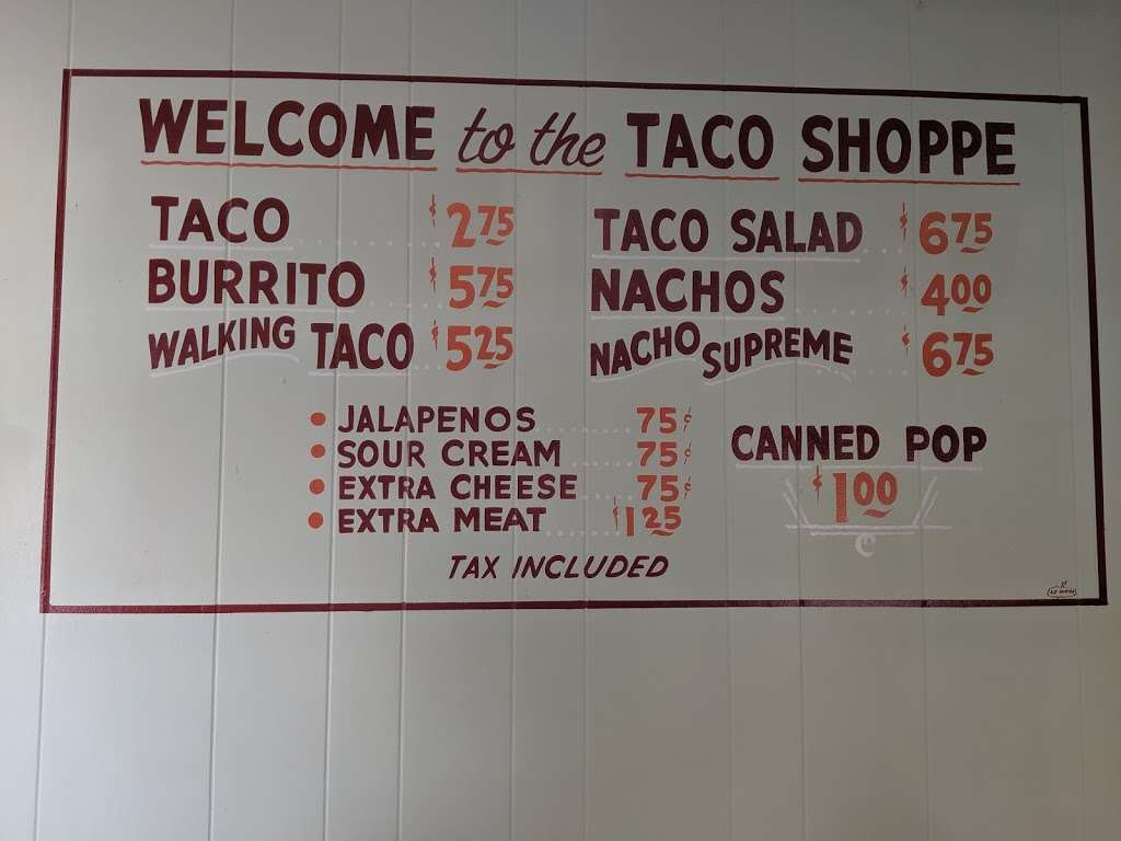 Taco Shoppe - meal delivery  | Photo 7 of 10 | Address: 108 East W Broadway St, Monticello, IN 47960, USA | Phone: (574) 870-2855