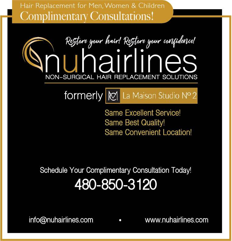 NUHAIRLINES - Non Surgical Hair Replacement Solutions - hair care  | Photo 3 of 10 | Address: 9689 N. Hayden Rd. Ste. 100 In the Salon Boutique Building Suite #10, Scottsdale, AZ 85258, USA | Phone: (480) 850-3120