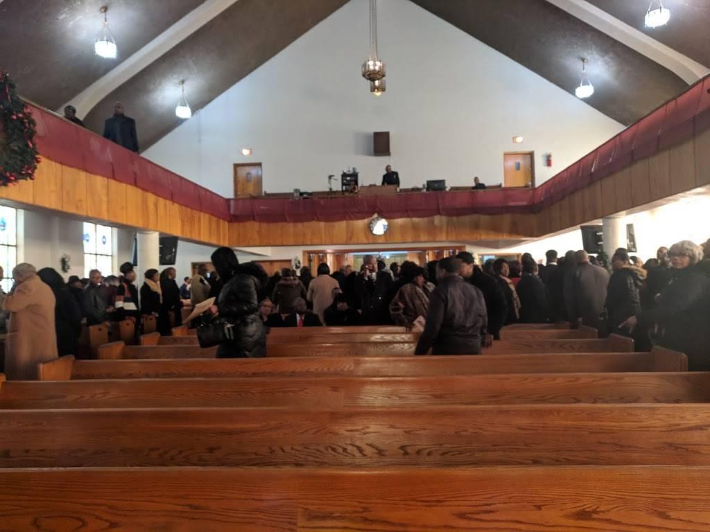 St. Paul Church - church  | Photo 4 of 10 | Address: 2260 Hunt St, Detroit, MI 48207, USA | Phone: (313) 567-9643