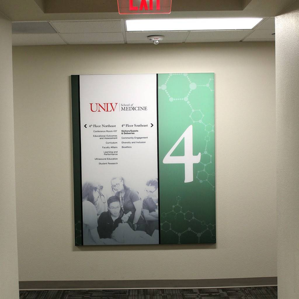 UNLV School of Medicine - university  | Photo 5 of 10 | Address: 2040 W Charleston Blvd 3rd Floor, Las Vegas, NV 89102, USA | Phone: (702) 895-4928