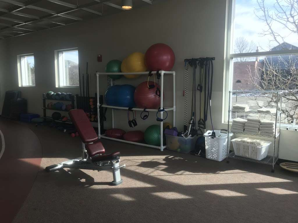Advocate Good Shepherd Health and Fitness Center - gym  | Photo 10 of 10 | Address: 1301 S Barrington Rd, Barrington, IL 60010, USA | Phone: (847) 620-4571