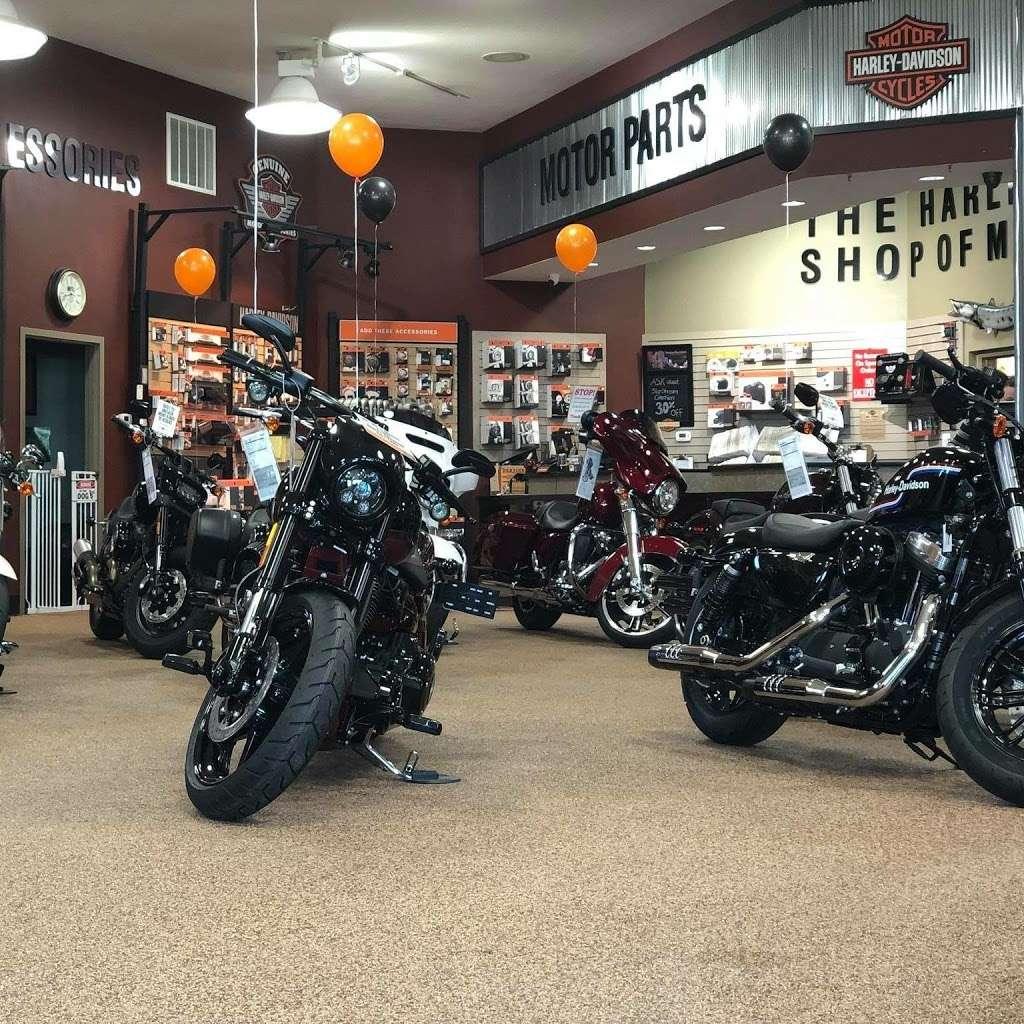The Harley-Davidson Shop of Michigan City - store    Photo 8 of 10   Address: 2968 US-421, Michigan City, IN 46360, USA   Phone: (219) 878-8885