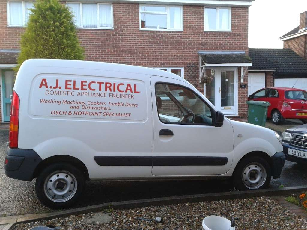 A & J ELECTRICAL tele 07941654456 - home goods store  | Photo 1 of 4 | Address: 8 Newton Green, Great Dunmow, Dunmow CM6 1DU, UK | Phone: 07941 654456