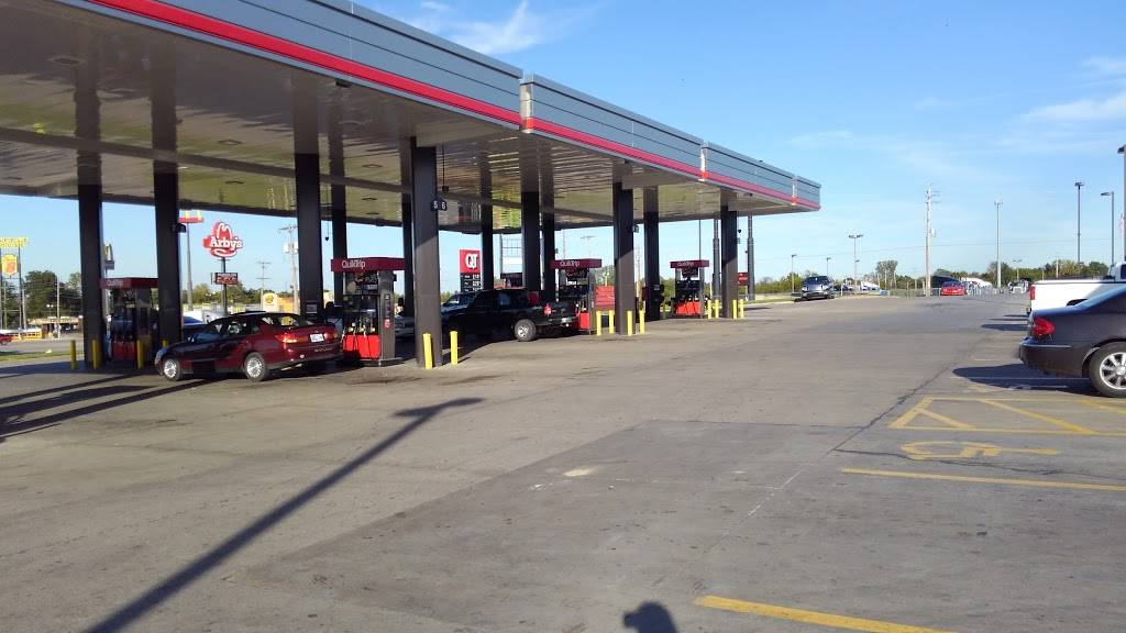 QuikTrip - gas station  | Photo 4 of 9 | Address: 6008 S 49th W Ave, Tulsa, OK 74107, USA | Phone: (918) 446-5500