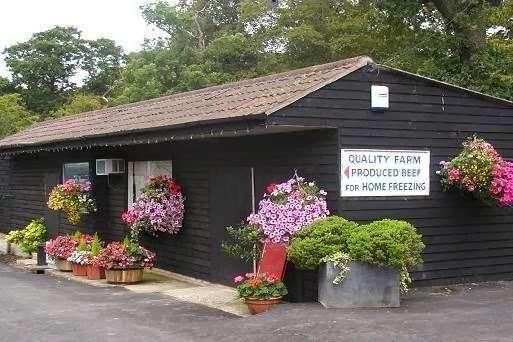 Frenchs Farm Organic Butchers - store    Photo 1 of 2   Address: Frenchs Farm, Wigley Bush Ln, Brentwood CM14 5QP, UK   Phone: 01277 264317