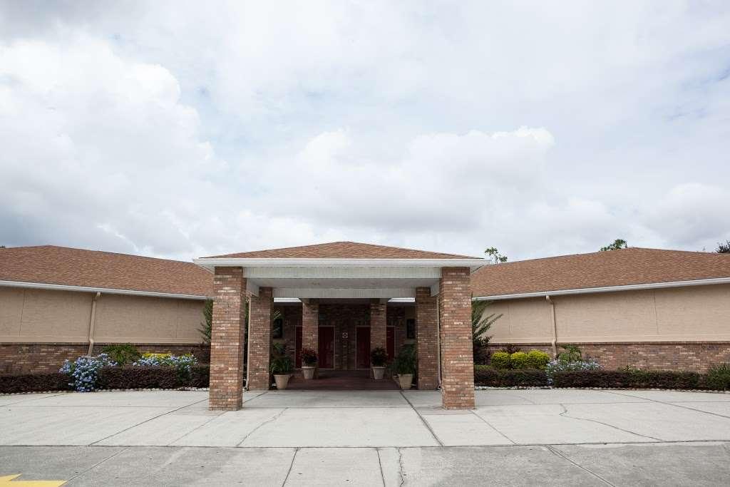 Kingdom Hall of Jehovahs Witnesses - church    Photo 1 of 8   Address: 4133 Redditt Rd, Orlando, FL 32822, USA   Phone: (407) 275-7060