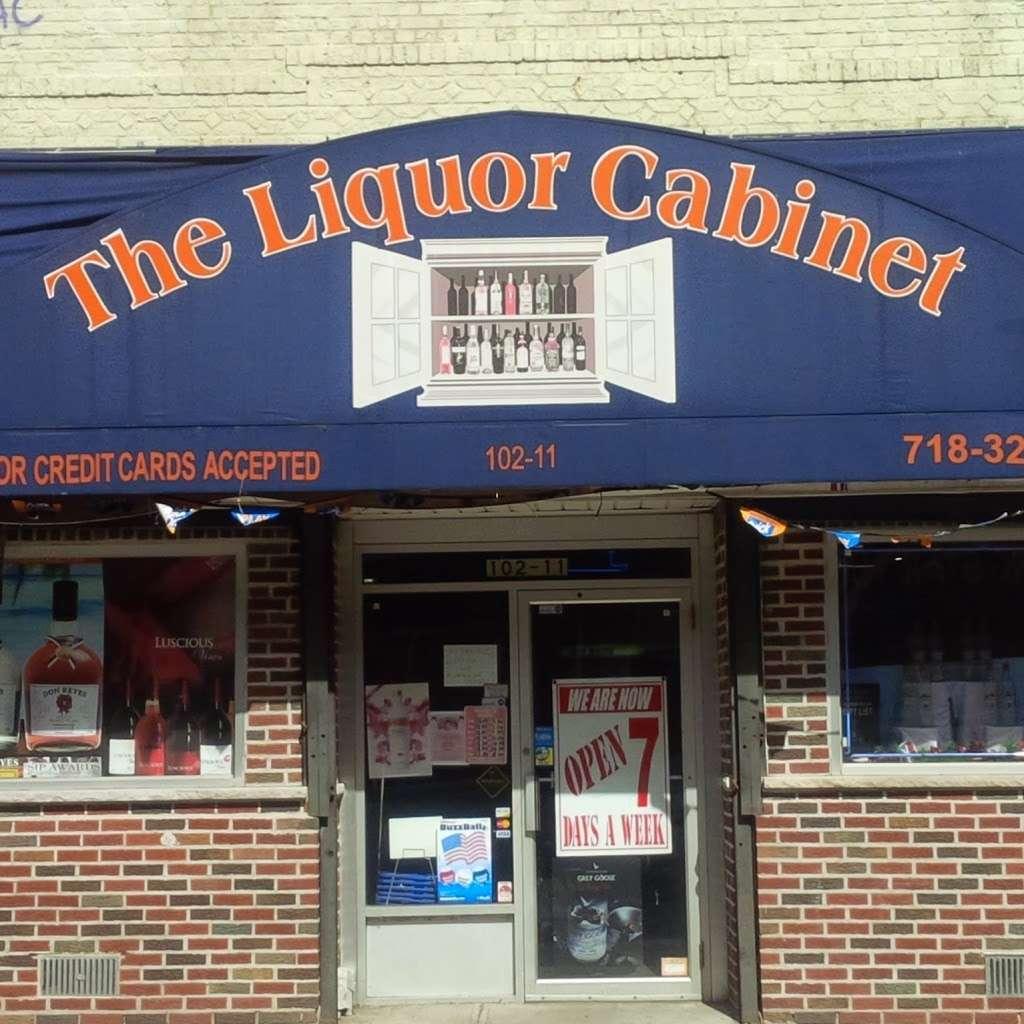 The Liquor Cabinet - store    Photo 2 of 2   Address: 102-11 159th Rd, Howard Beach, NY 11414, USA   Phone: (718) 322-1640