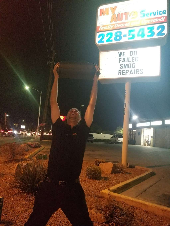 My Auto Service 2 - car repair  | Photo 3 of 3 | Address: 6104 W Cheyenne Ave, Las Vegas, NV 89108, USA | Phone: (702) 228-5432