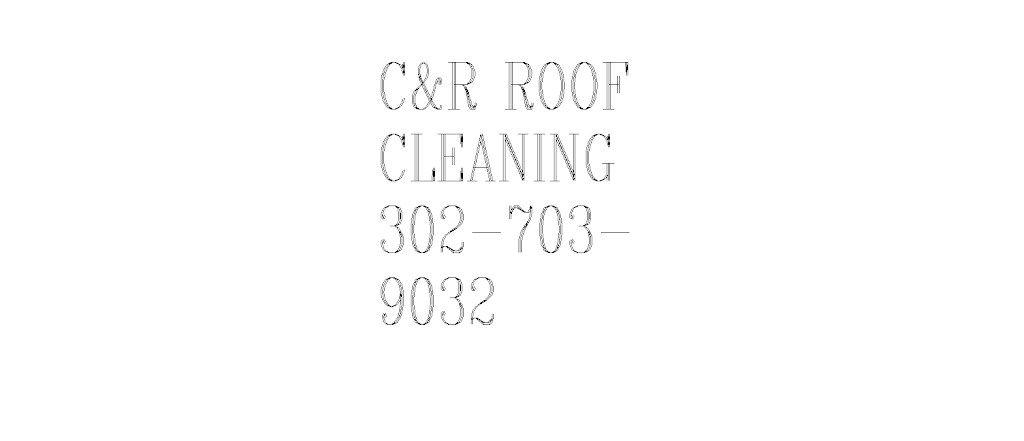 C&R Roof Cleaning - roofing contractor    Photo 1 of 1   Address: 34152 David Dr, Lewes, DE 19958, USA   Phone: (302) 703-9032