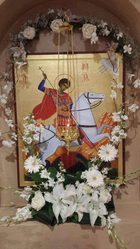 Saint George Georgian Orthodox Church - church  | Photo 8 of 10 | Address: 412 Philmont Ave, Feasterville-Trevose, PA 19053, USA | Phone: (267) 777-0971