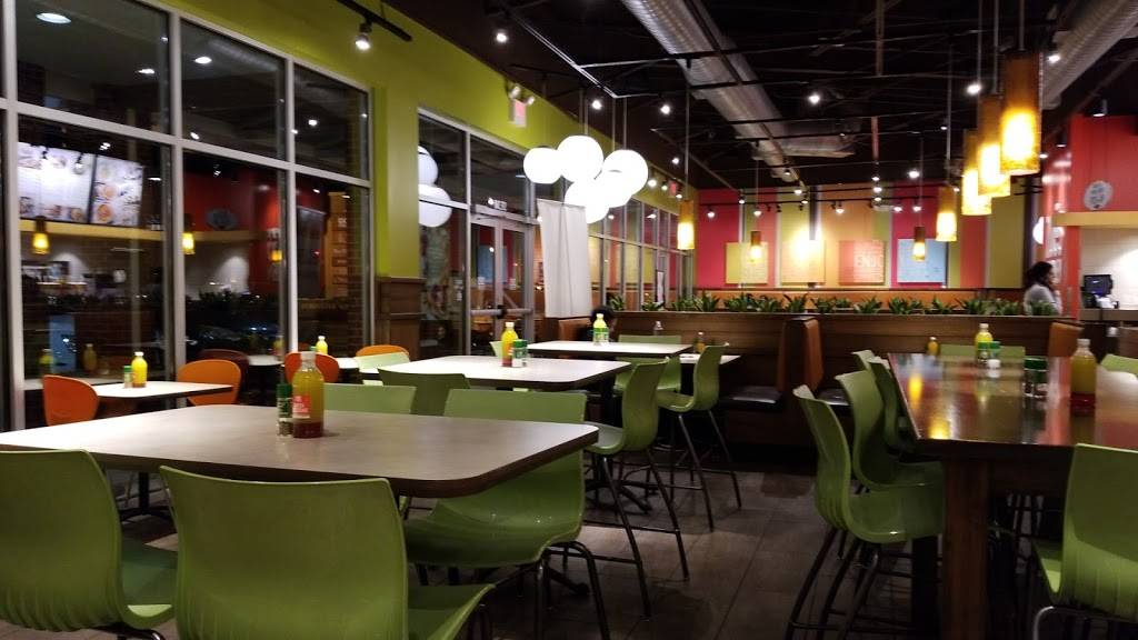 Zoes Kitchen 1165 Perimeter Center W Ste 340 Atlanta Ga 30338 Usa