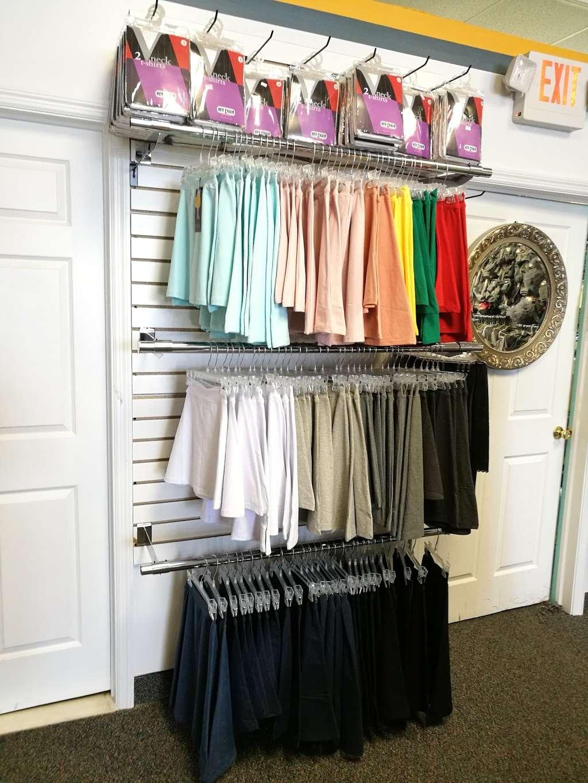 Hosiery Island - clothing store  | Photo 5 of 7 | Address: 126 Maple Ave, Spring Valley, NY 10977, USA | Phone: (845) 262-0700