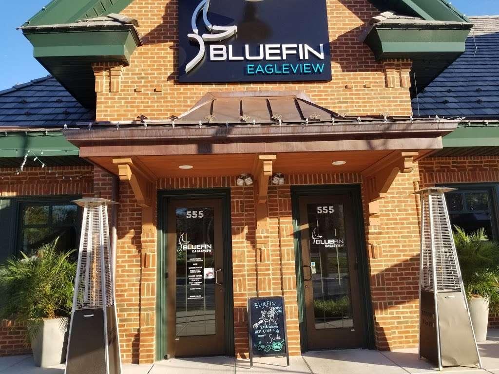 Bluefin Eagleview - restaurant    Photo 3 of 10   Address: 555 Wellington Square, Exton, PA 19341, USA   Phone: (610) 458-3234