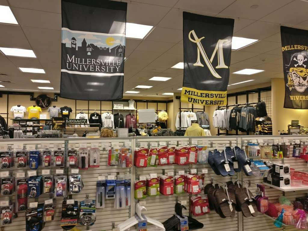 Student Services, Inc. - University Store - clothing store  | Photo 6 of 10 | Address: 21 S George St, Millersville, PA 17551, USA | Phone: (717) 871-7610