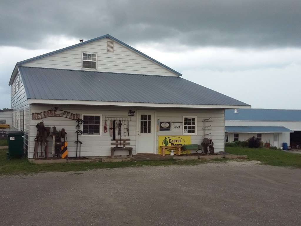 Waglers Leather Shop - store  | Photo 1 of 10 | Address: CR 201, Bogard, MO 64622, USA