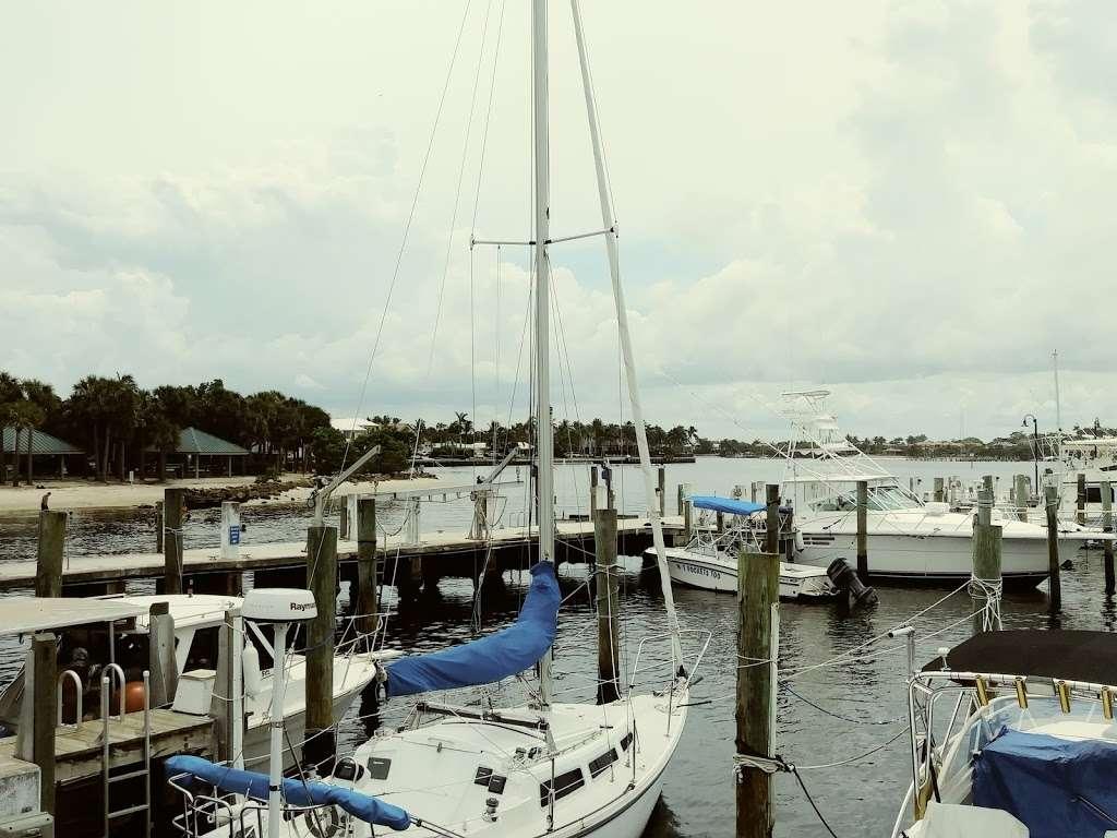 Ocean Inlet Park - park    Photo 9 of 10   Address: 6990 N Ocean Blvd, Boynton Beach, FL 33435, USA   Phone: (561) 966-6600