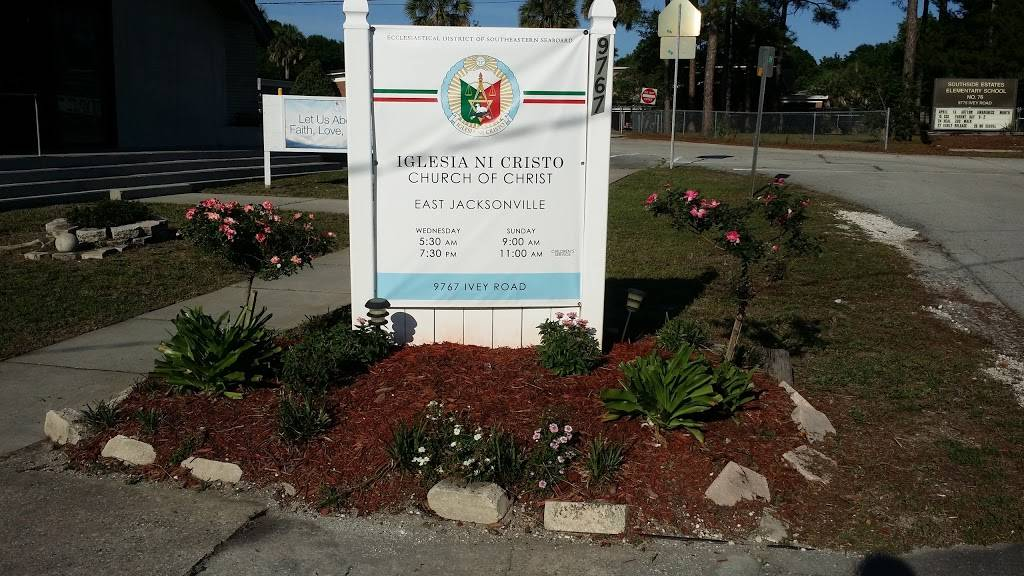 Iglesia Ni Cristo - Local Congregation of East Jacksonville - church  | Photo 3 of 4 | Address: 9767 Ivey Rd #3419, Jacksonville, FL 32246, USA | Phone: (904) 645-7225