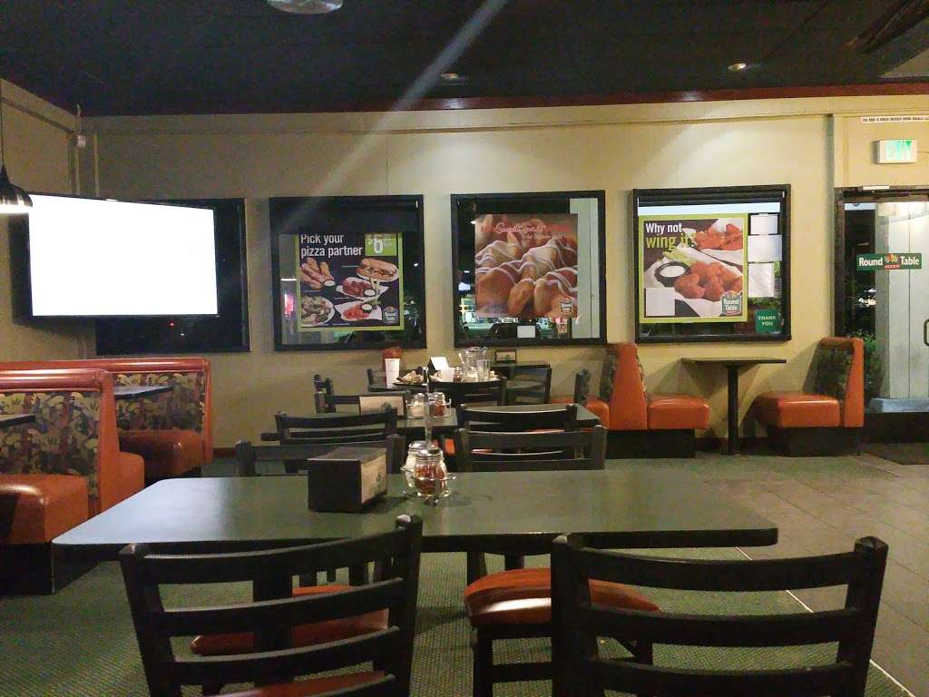 Round Table Pizza - meal delivery    Photo 5 of 10   Address: 12881 Mountain Ave, Chino, CA 91710, USA   Phone: (909) 591-9984