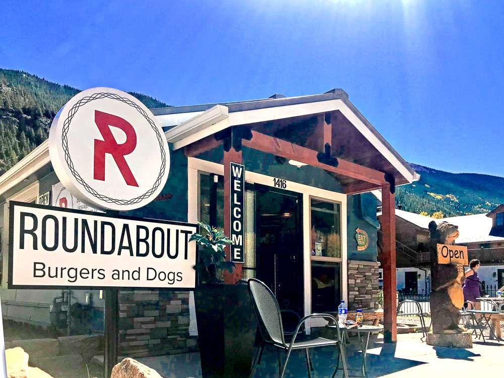 Roundabout - restaurant  | Photo 3 of 9 | Address: 1416 Argentine St, Georgetown, CO 80444, USA | Phone: (303) 569-2559