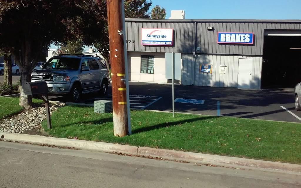 Sunnyside Auto Repair Inc. - car repair    Photo 6 of 7   Address: 5977 E Clinton Ave, Fresno, CA 93727, USA   Phone: (559) 292-1986