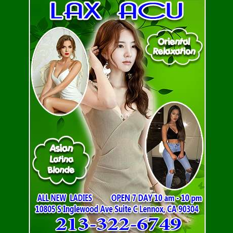 LAX ACU - spa  | Photo 4 of 6 | Address: 10805 S Inglewood Ave suite c, Lennox, CA 90304, USA | Phone: (213) 322-6749