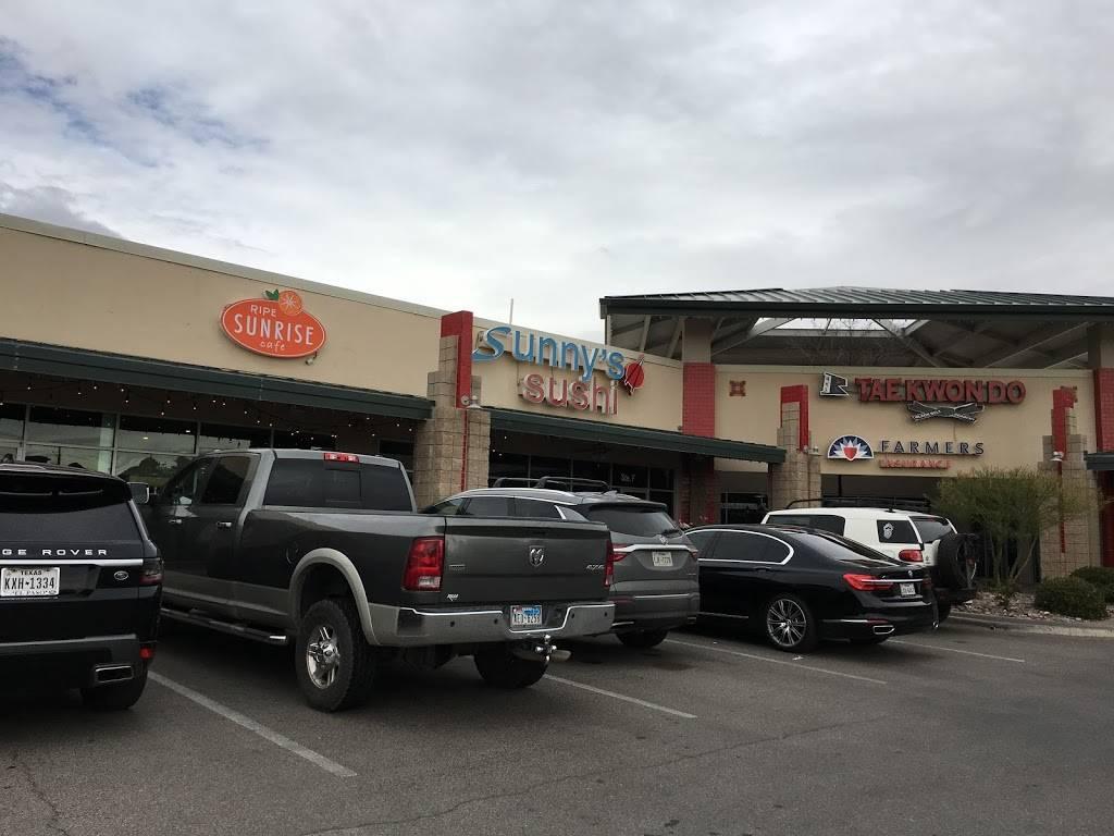 Sunnys Sushi - restaurant    Photo 7 of 10   Address: 910 E Redd Rd, El Paso, TX 79912, USA   Phone: (915) 842-9508