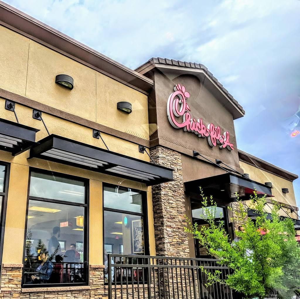 Chick-fil-A - restaurant  | Photo 1 of 10 | Address: 8110 San Pedro Dr NE, Albuquerque, NM 87113, USA | Phone: (505) 797-7858