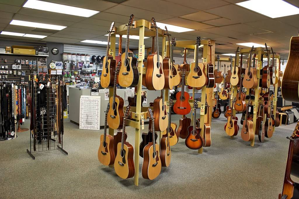 Harrys Guitar Shop - electronics store  | Photo 6 of 9 | Address: 556 Pylon Dr, Raleigh, NC 27606, USA | Phone: (919) 828-4888