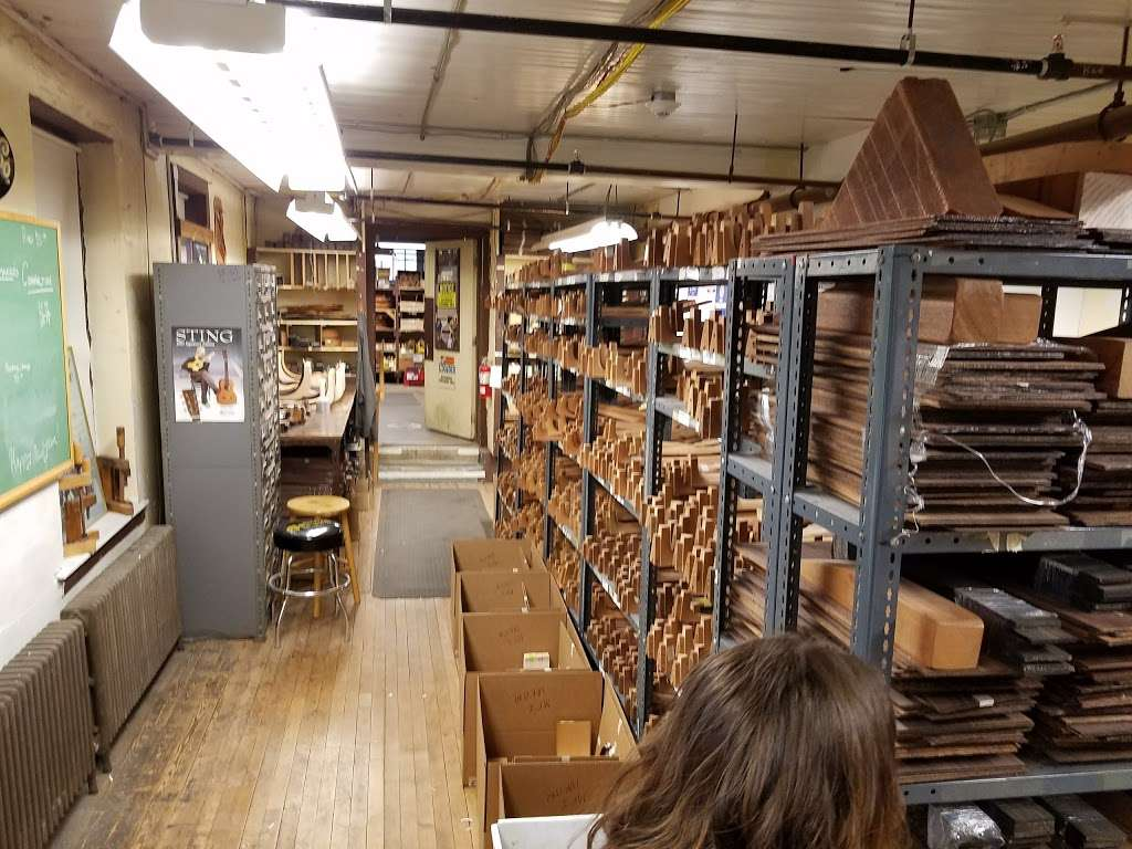 Guitarmakers Connection - electronics store  | Photo 1 of 10 | Address: 10 W North St, Nazareth, PA 18064, USA | Phone: (610) 759-2837