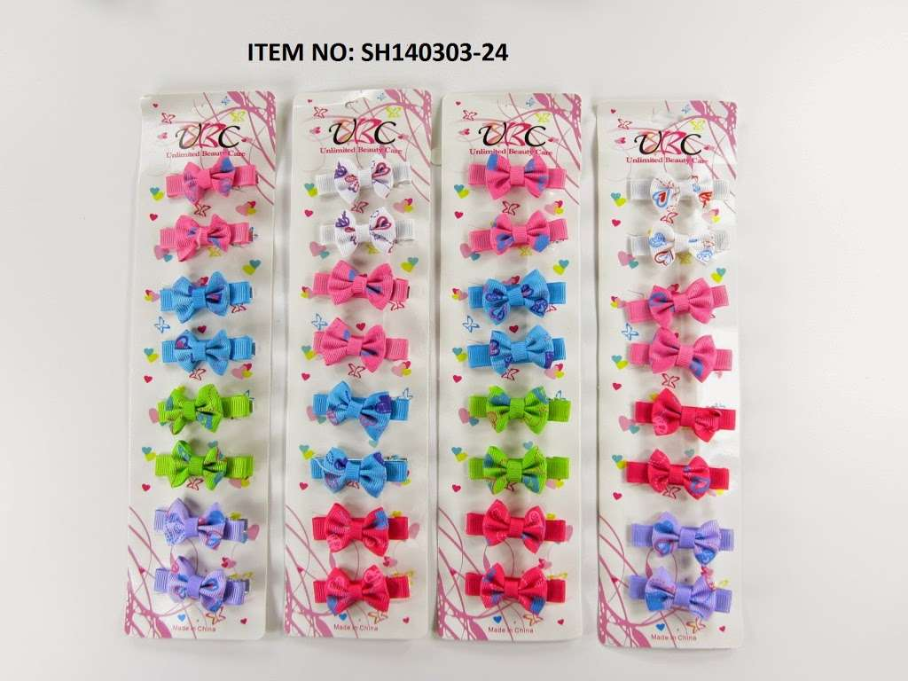 Hair Accessories Wholesale Los Angeles - jewelry store  | Photo 1 of 10 | Address: 3825 S Santa Fe Ave, Vernon, CA 90058, USA | Phone: (323) 582-8859