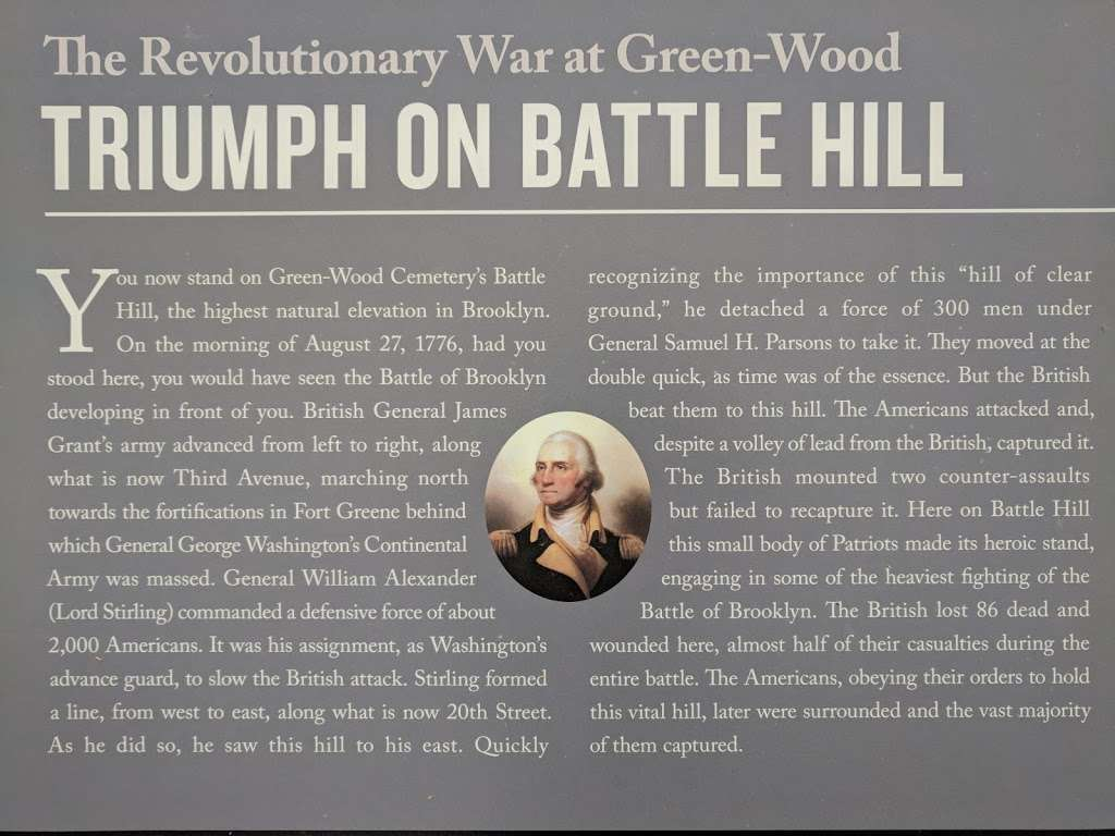 Triumph On Battle Hill - park    Photo 4 of 4   Address: Unnamed Road, Brooklyn, NY 11218, USA