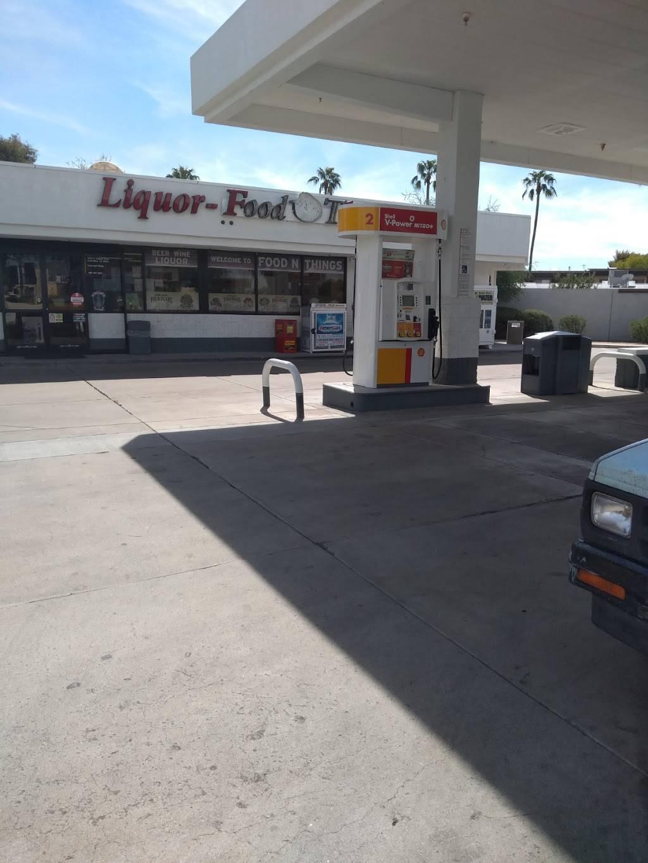 Shell - gas station    Photo 10 of 20   Address: 4995 N Granite Reef Rd, Scottsdale, AZ 85251, USA   Phone: (480) 941-1556