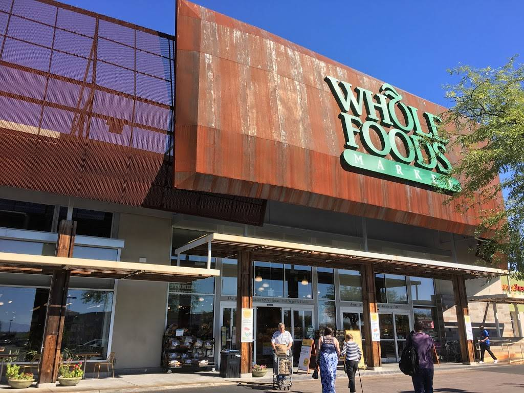Whole Foods Market - supermarket  | Photo 1 of 10 | Address: 5555 E River Rd, Tucson, AZ 85750, USA | Phone: (520) 461-1300