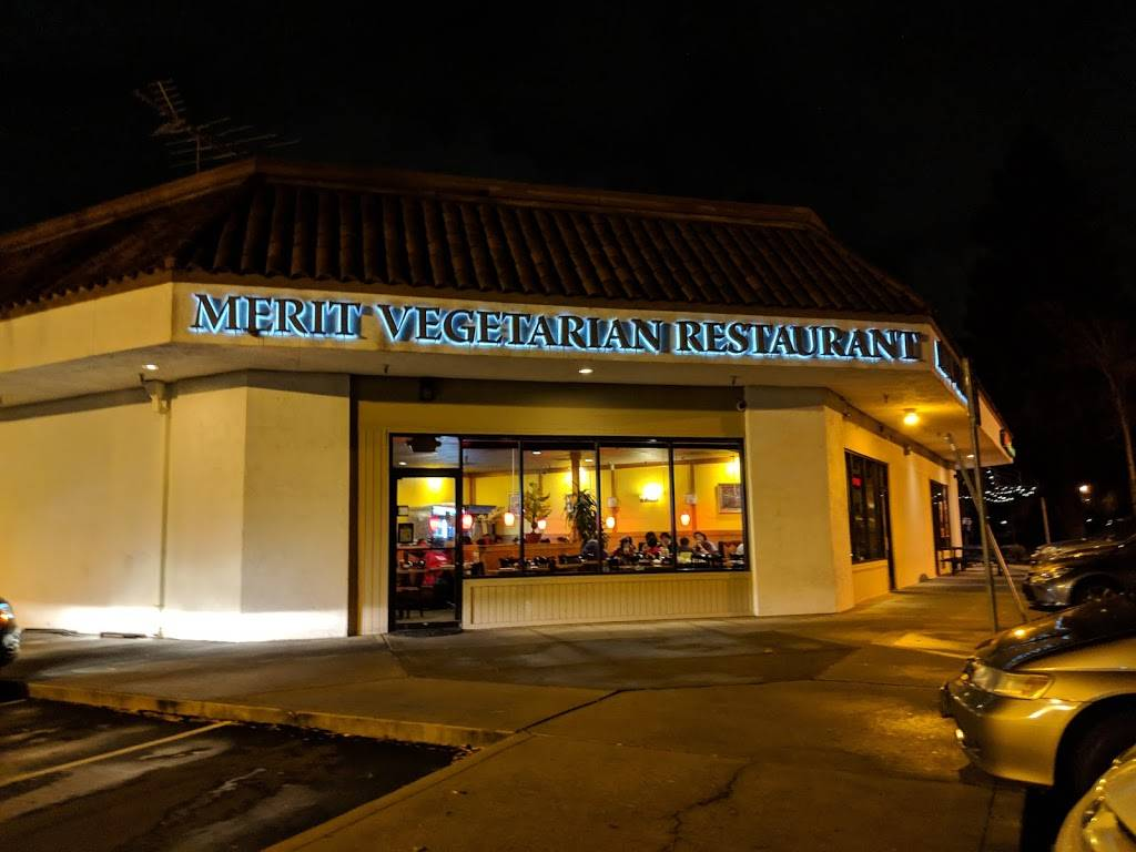Merit Vegan Restaurant - restaurant    Photo 4 of 9   Address: 548 Lawrence Expy #2, Sunnyvale, CA 94085, USA   Phone: (408) 245-8988