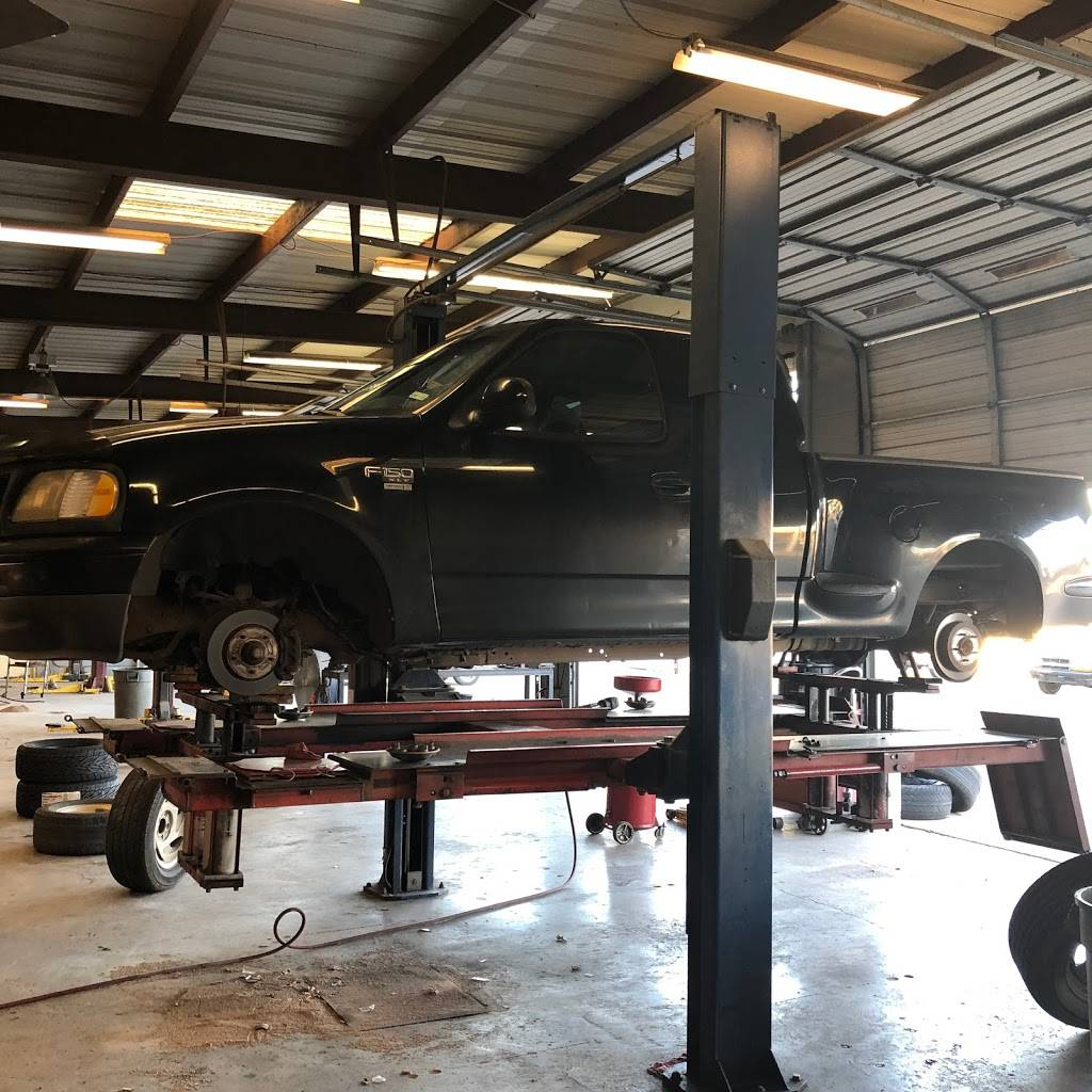 Crowley Tire & Auto Service - car repair    Photo 4 of 6   Address: 101 E Main St, Crowley, TX 76036, USA   Phone: (817) 297-1452