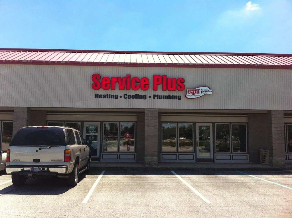 Service Plus Heating Cooling Plumbing 7520 E 88th Pl Indianapolis In 46256 Usa