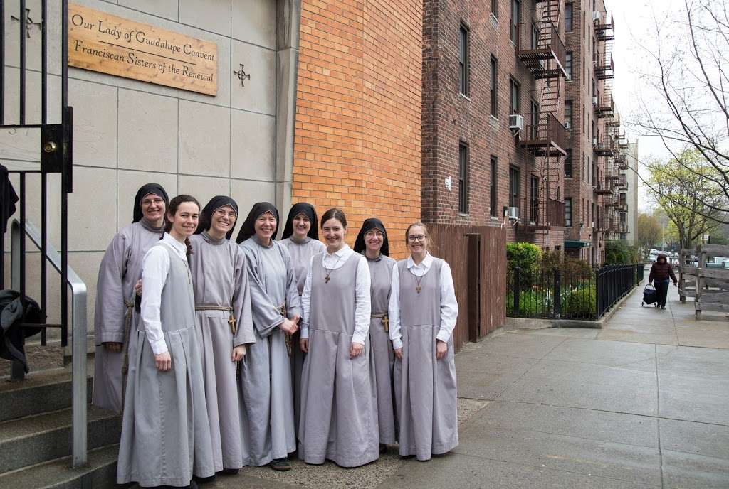 CFR Sisters | Our Lady of Guadalupe Convent -   | Photo 1 of 1 | Address: 3537 Bainbridge Ave, The Bronx, NY 10467, USA | Phone: (718) 547-9840