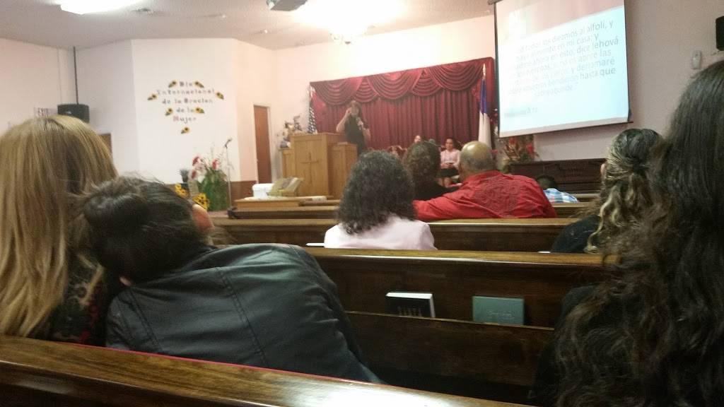 Iglesia Adventista del Séptimo Día - church  | Photo 8 of 8 | Address: 3108 Columbia Dr, Laredo, TX 78046, USA | Phone: (956) 645-0793