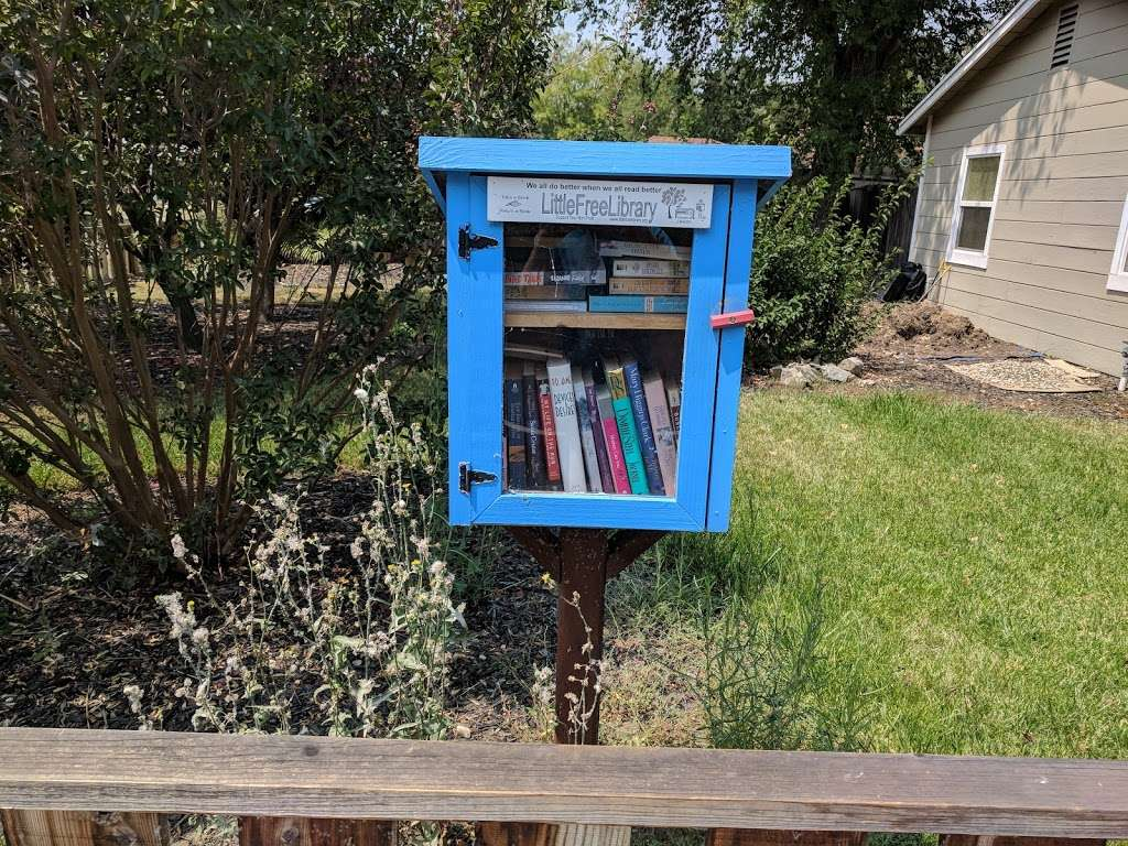 Little Free Library - library  | Photo 1 of 1 | Address: 149130031, Pleasant Hill, CA 94523, USA