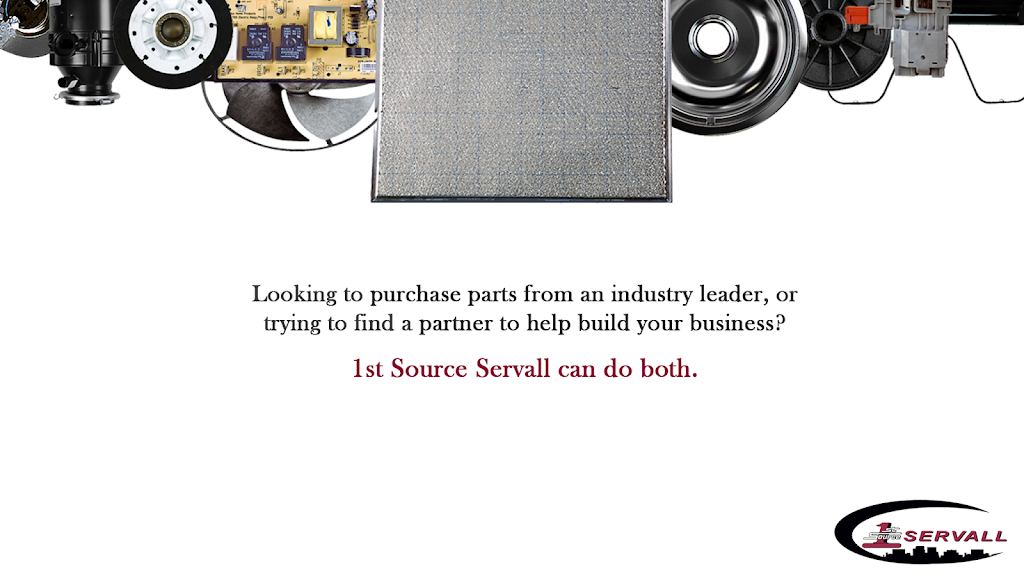 1st Source Servall Appliance Parts - Home goods store   9189 Winkler