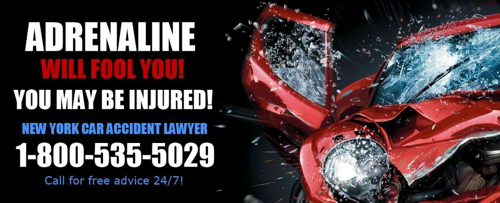Aljouny Injury Law - lawyer    Photo 1 of 10   Address: 320 Old Country Rd Ste 205, Garden City, NY 11530, USA   Phone: (516) 535-5555