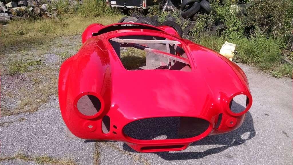 Harkins Auto Body - car repair  | Photo 4 of 10 | Address: 580 Kelley Blvd, North Attleborough, MA 02760, USA | Phone: (508) 216-6184