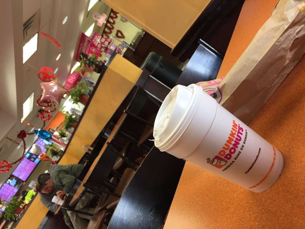 Dunkin Donuts - cafe  | Photo 2 of 10 | Address: 250 Bergen Turnpike, Little Ferry, NJ 07643, USA | Phone: (201) 373-0373