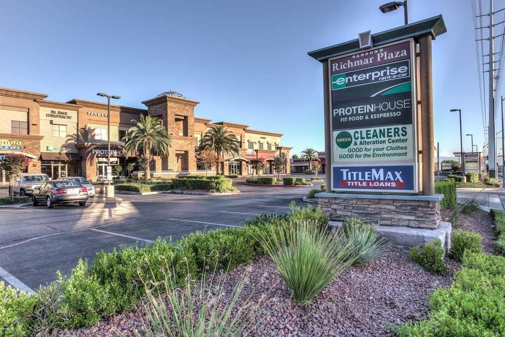 Sansone Richmar Plaza - shopping mall  | Photo 7 of 10 | Address: 9555 S Eastern Ave, Las Vegas, NV 89123, USA | Phone: (702) 914-9500