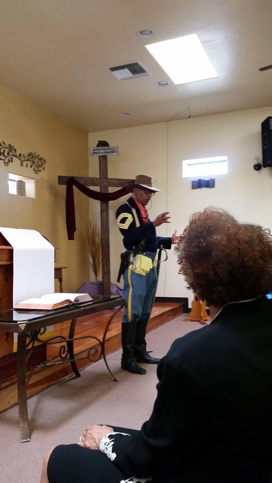 Christ Kingdom Fellowship Church - church  | Photo 3 of 3 | Address: 1736 W San Marcos Blvd, Tucson, AZ 85713, USA | Phone: (520) 300-4417