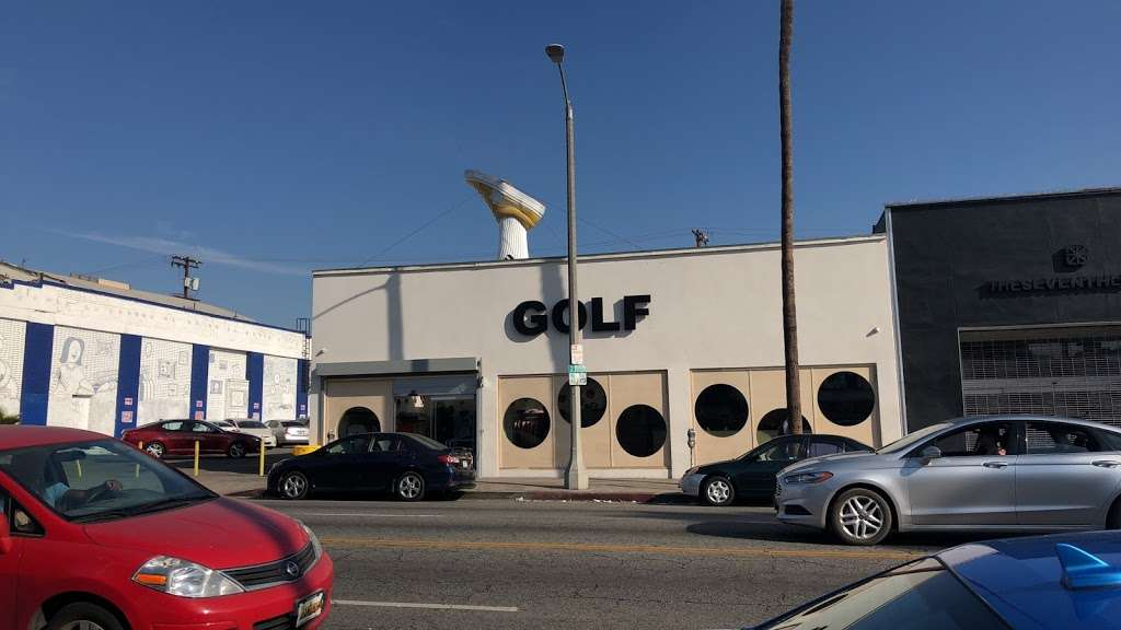 GOLF WANG - clothing store  | Photo 6 of 10 | Address: 350 N Fairfax Ave, Los Angeles, CA 90036, USA