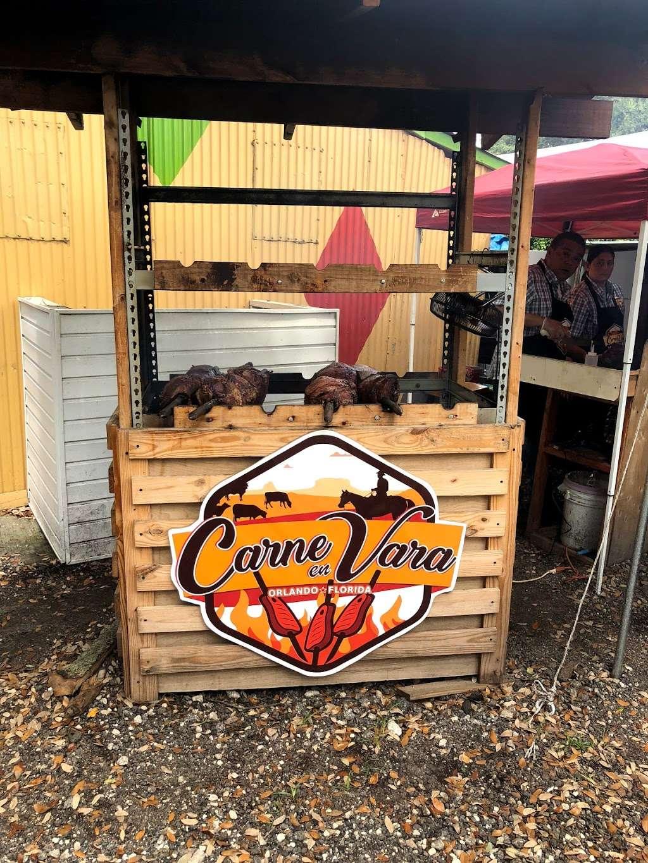 Carne en Vara en Orlando Fl. - restaurant  | Photo 2 of 10 | Address: 5022 S Flea Market, S Orange Blossom Trail, Orlando, FL 32839, USA | Phone: (321) 402-2962